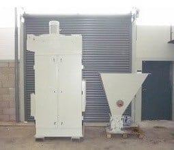 Airmaster Reverse Jet Dust Extractor