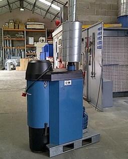 Nederman High Vacuum Filter