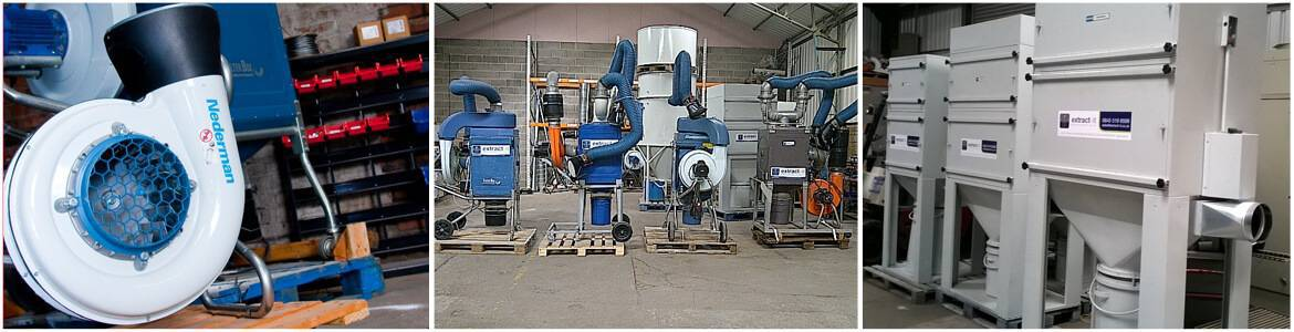 Sell your Existing Extraction Machinery